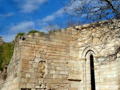 Monasterio Bonaval,Cañón del Jarama; agencias de viajes madrid cenicientos madrid sierra de alcara